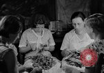 Image of women in kitchen Kentucky United States USA, 1940, second 6 stock footage video 65675050030