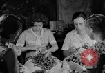 Image of women in kitchen Kentucky United States USA, 1940, second 8 stock footage video 65675050030