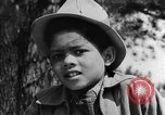Image of Negro boy Calhoun Alabama USA, 1940, second 1 stock footage video 65675050037