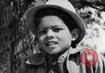 Image of Negro boy Calhoun Alabama USA, 1940, second 5 stock footage video 65675050037