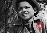 Image of Negro boy Calhoun Alabama USA, 1940, second 10 stock footage video 65675050037