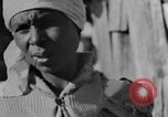 Image of Negro woman in rural Alabama Calhoun Alabama USA, 1940, second 3 stock footage video 65675050040