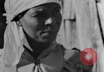 Image of Negro woman in rural Alabama Calhoun Alabama USA, 1940, second 9 stock footage video 65675050040