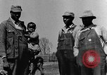 Image of Negro townsmen Calhoun Alabama USA, 1940, second 4 stock footage video 65675050044