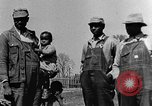 Image of Negro townsmen Calhoun Alabama USA, 1940, second 6 stock footage video 65675050044