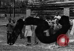 Image of calisthenics Calhoun Alabama USA, 1940, second 1 stock footage video 65675050047