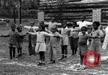 Image of calisthenics Calhoun Alabama USA, 1940, second 2 stock footage video 65675050047
