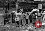 Image of calisthenics Calhoun Alabama USA, 1940, second 5 stock footage video 65675050047