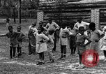 Image of calisthenics Calhoun Alabama USA, 1940, second 10 stock footage video 65675050047