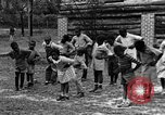 Image of calisthenics Calhoun Alabama USA, 1940, second 11 stock footage video 65675050047