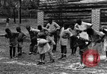 Image of calisthenics Calhoun Alabama USA, 1940, second 12 stock footage video 65675050047