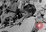 Image of Negro children's band Calhoun Alabama USA, 1940, second 2 stock footage video 65675050048
