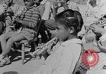 Image of Negro children's band Calhoun Alabama USA, 1940, second 3 stock footage video 65675050048