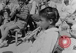 Image of Negro children's band Calhoun Alabama USA, 1940, second 4 stock footage video 65675050048