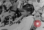 Image of Negro children's band Calhoun Alabama USA, 1940, second 5 stock footage video 65675050048