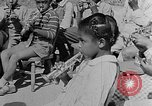 Image of Negro children's band Calhoun Alabama USA, 1940, second 6 stock footage video 65675050048