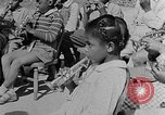 Image of Negro children's band Calhoun Alabama USA, 1940, second 7 stock footage video 65675050048
