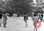 Image of basketball Calhoun Alabama USA, 1940, second 2 stock footage video 65675050051