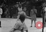 Image of basketball Calhoun Alabama USA, 1940, second 10 stock footage video 65675050051