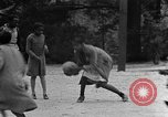 Image of basketball Calhoun Alabama USA, 1940, second 12 stock footage video 65675050051