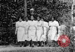 Image of Nego college girls Calhoun Alabama USA, 1940, second 6 stock footage video 65675050052