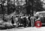 Image of ice cream truck Calhoun Alabama USA, 1940, second 1 stock footage video 65675050054