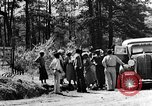Image of ice cream truck Calhoun Alabama USA, 1940, second 4 stock footage video 65675050054