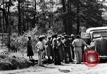 Image of ice cream truck Calhoun Alabama USA, 1940, second 10 stock footage video 65675050054