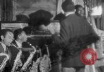 Image of African American students graduation dance Calhoun Alabama USA, 1940, second 1 stock footage video 65675050057