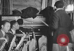 Image of graduation dance Calhoun Alabama USA, 1940, second 2 stock footage video 65675050057