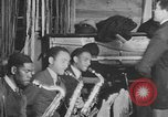 Image of African American students graduation dance Calhoun Alabama USA, 1940, second 8 stock footage video 65675050057