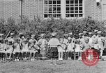 Image of Primary school Negro children Calhoun Alabama USA, 1940, second 4 stock footage video 65675050058
