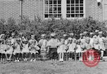 Image of Primary school Negro children Calhoun Alabama USA, 1940, second 9 stock footage video 65675050058