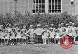 Image of Primary school Negro children Calhoun Alabama USA, 1940, second 11 stock footage video 65675050058