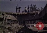 Image of rescue and clean up crew Beirut Lebanon, 1983, second 5 stock footage video 65675050060
