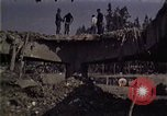 Image of rescue and clean up crew Beirut Lebanon, 1983, second 6 stock footage video 65675050060