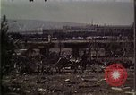 Image of bombed site Beirut Lebanon, 1983, second 2 stock footage video 65675050061