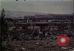 Image of bombed site Beirut Lebanon, 1983, second 6 stock footage video 65675050061