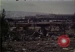 Image of bombed site Beirut Lebanon, 1983, second 9 stock footage video 65675050061
