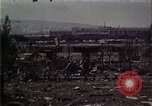 Image of bombed site Beirut Lebanon, 1983, second 11 stock footage video 65675050061