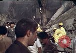 Image of bulldozers and cranes Beirut Lebanon, 1983, second 6 stock footage video 65675050075