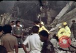 Image of bulldozers and cranes Beirut Lebanon, 1983, second 8 stock footage video 65675050075