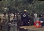 Image of Lebanese clean-up crews Beirut Lebanon, 1983, second 2 stock footage video 65675050080
