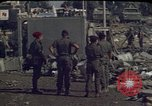 Image of American marines Beirut Lebanon, 1983, second 3 stock footage video 65675050081