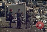 Image of American marines Beirut Lebanon, 1983, second 4 stock footage video 65675050081