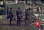 Image of American marines Beirut Lebanon, 1983, second 5 stock footage video 65675050081