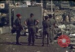 Image of American marines Beirut Lebanon, 1983, second 6 stock footage video 65675050081