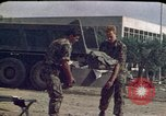 Image of American marines Beirut Lebanon, 1983, second 3 stock footage video 65675050083