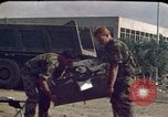 Image of American marines Beirut Lebanon, 1983, second 4 stock footage video 65675050083