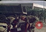 Image of American marines Beirut Lebanon, 1983, second 5 stock footage video 65675050083